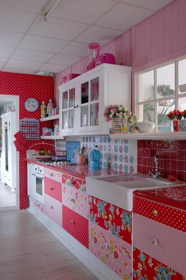 kolorowa kuchnia