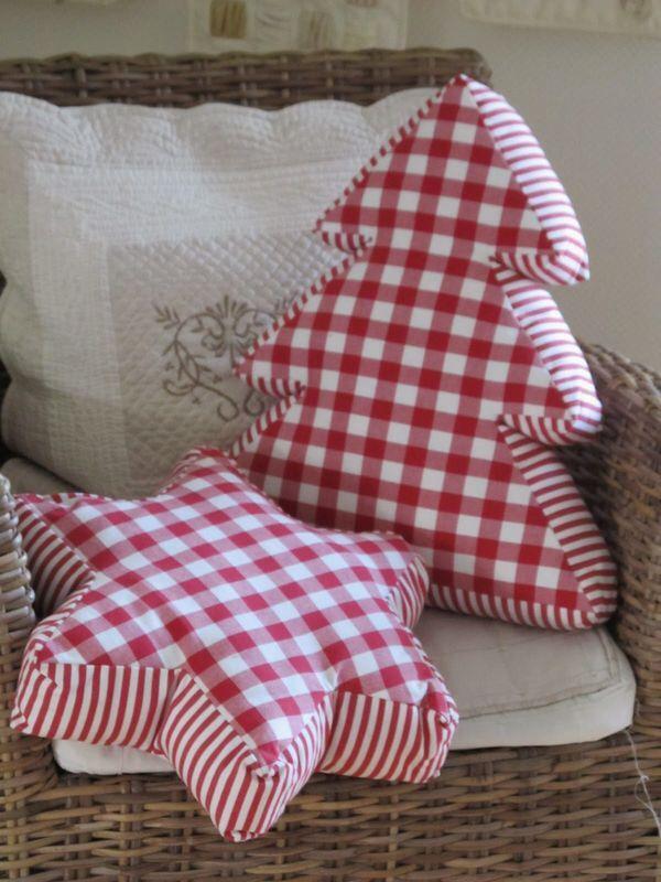 poduszki święta
