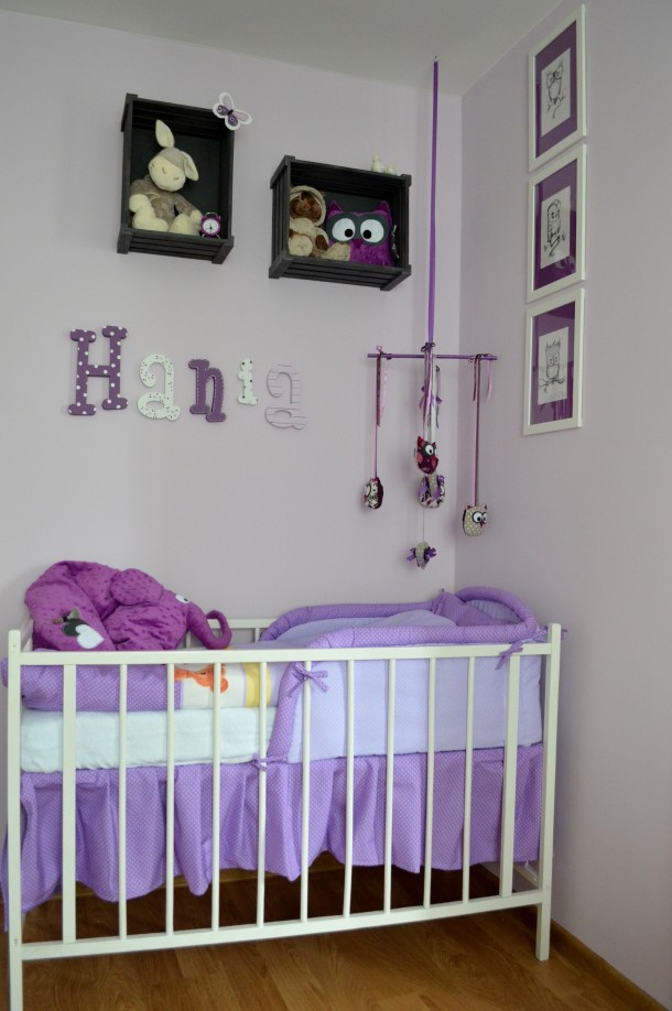 pokoj dla  niemowlaka
