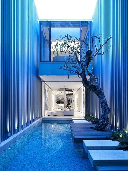basen luksusowy