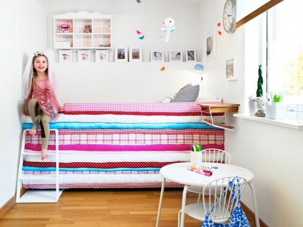 sypialnia dla księżniczki