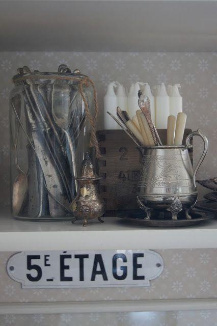 dodatki vintage w kuchni
