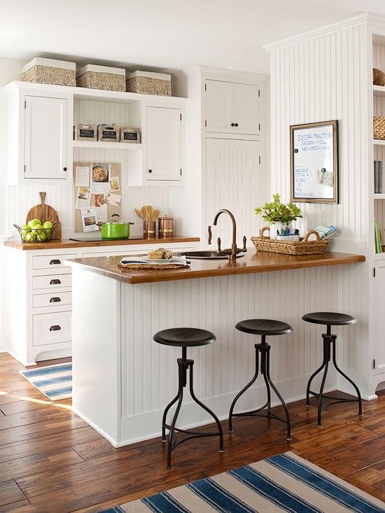 kuchnia w stylu cottage
