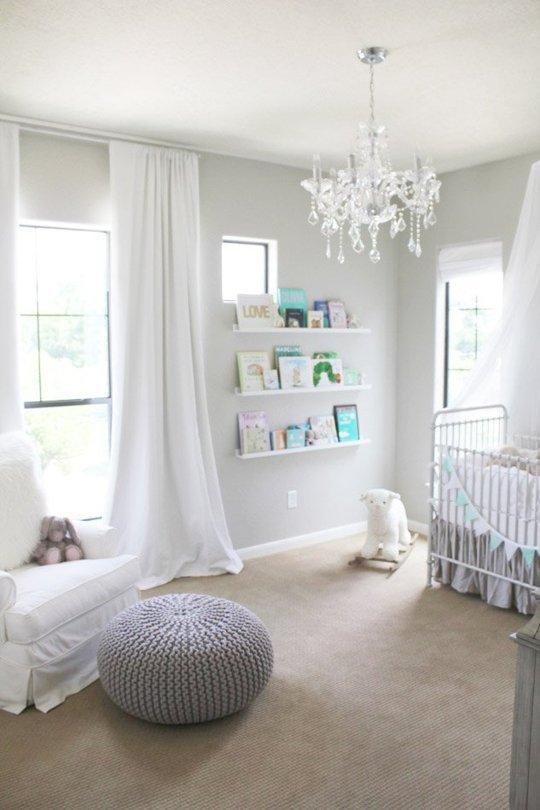 pokój niemowlęcy