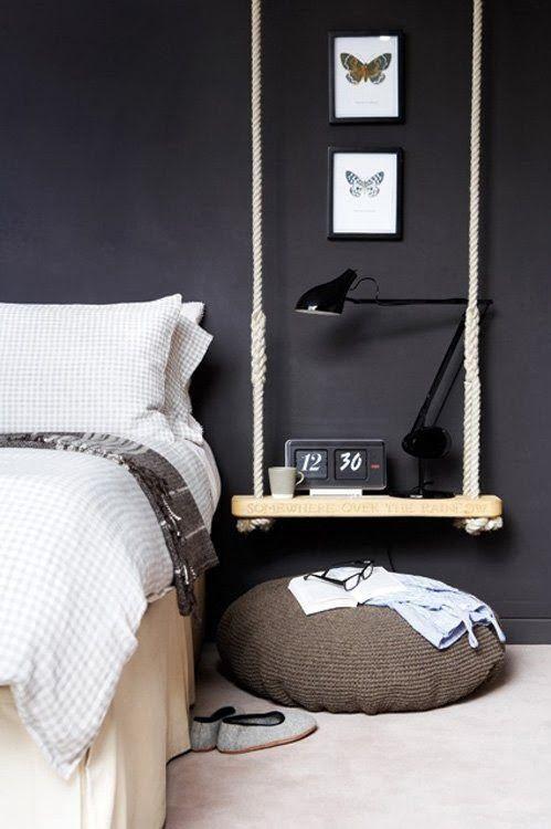 sypialnia - stolik nocny