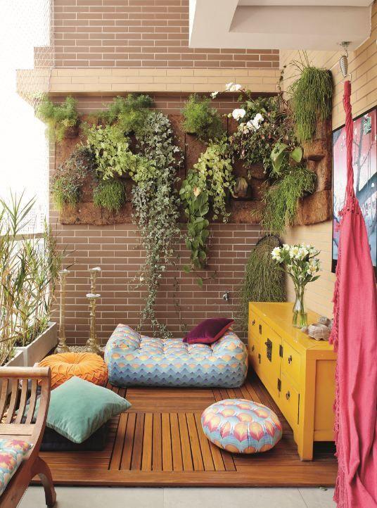 balkon w bloku