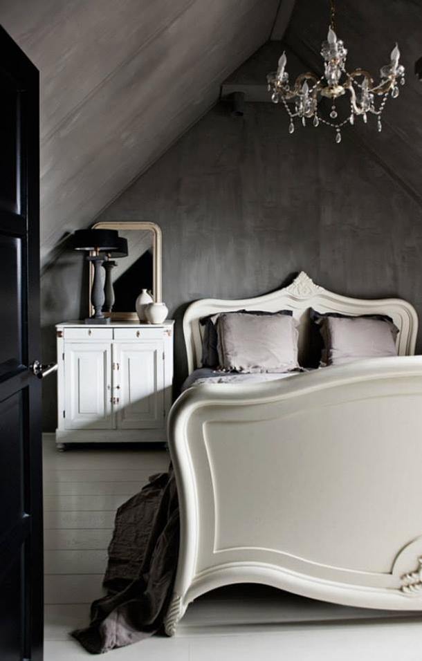 sypialnia nastrojowa