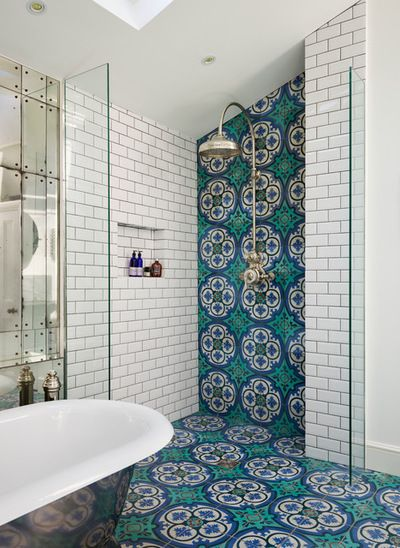 wiktorianska łazienka