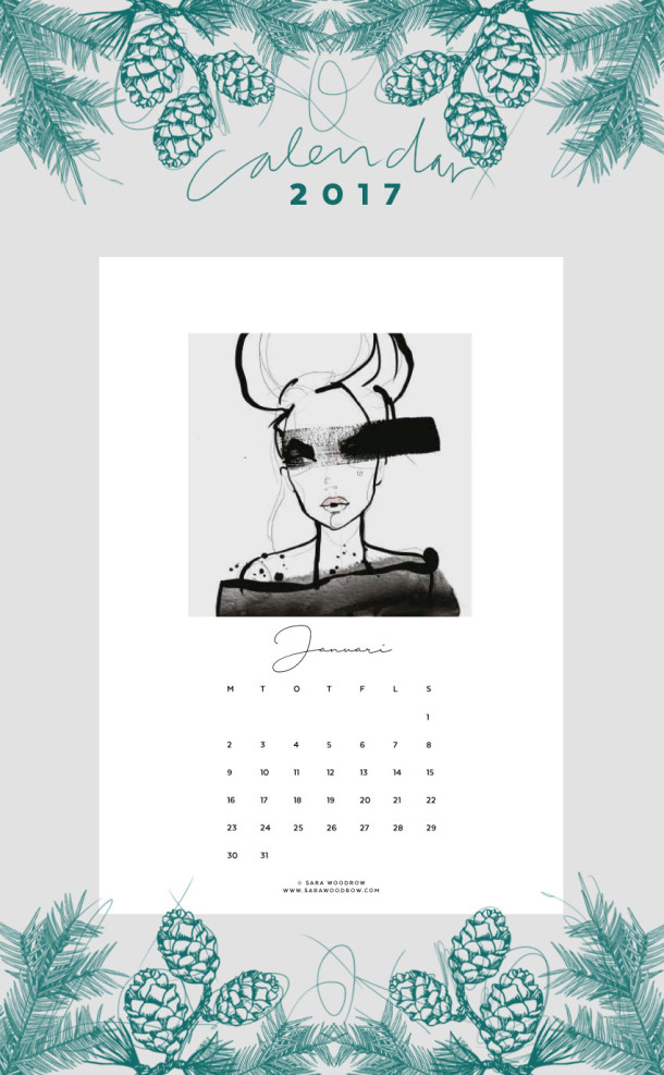 calendar 2017 free