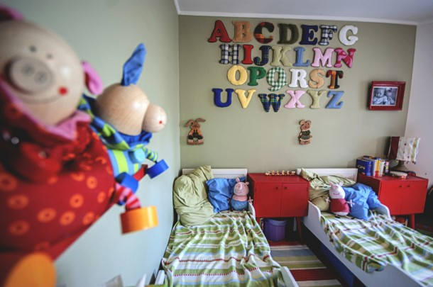Pokój Olgierda i Zosi (2l, 4l) - foto Agnieszka K.