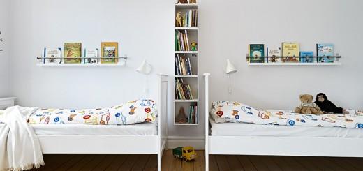 pokoj dla dwojki dzieci