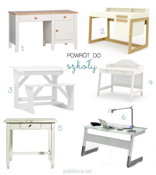 biurko do domowego biura lub pracowni