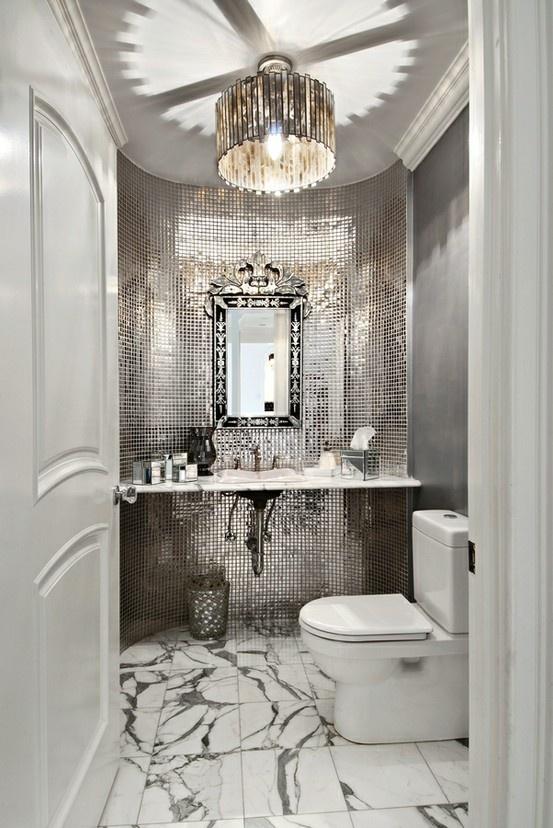 wc w stylu glam