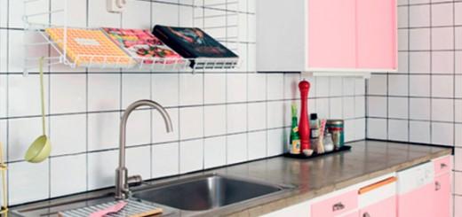 rozowa kuchnia