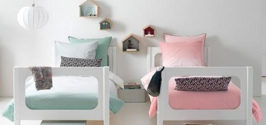 pastelowy pokój dla dzieci