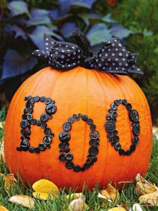dynia - ozdoby na halloween