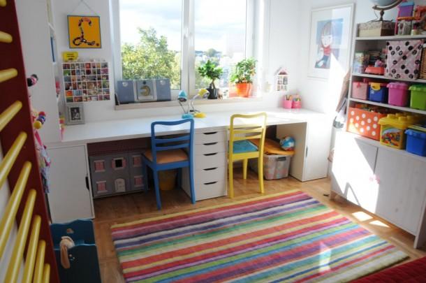 kolorowy pokoj dla dzieci