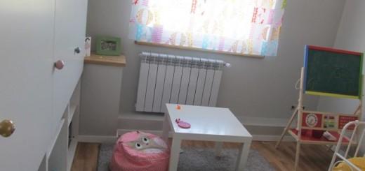 pokoje dzieciece - inspiracje