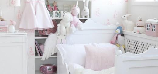 pokoj dziewczynki