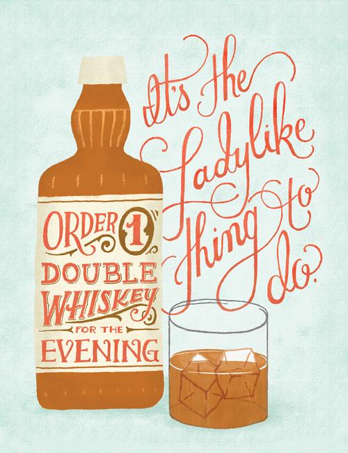 whisky dla damy