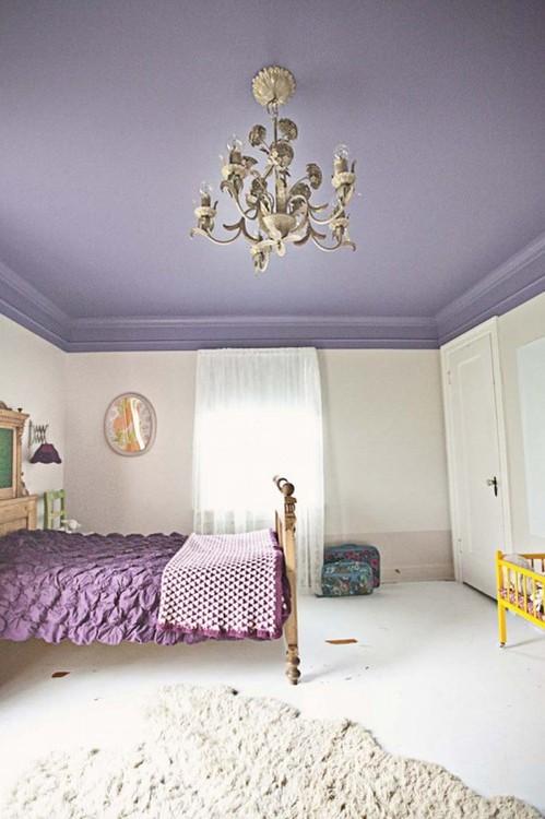 sypialnia - sufit