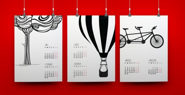 kalendarz pdf